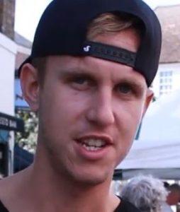 Matt Prior, vegan and vegan activist