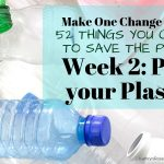 52 Things You Can Do to Save the Planet: Prep Your Plastics!