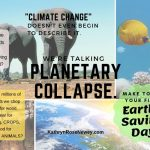 Climate Change isn't everything: We're talking Planetary Collapse. Let's fix it.