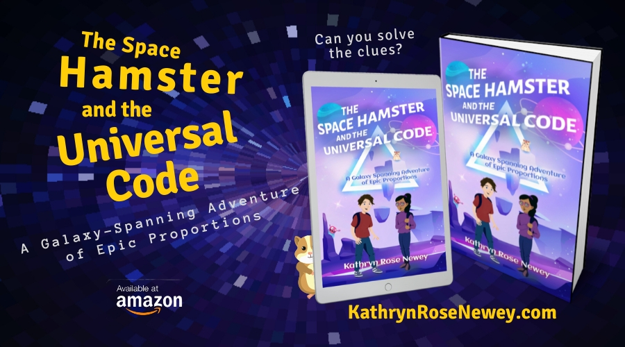 The Space Hamster and the Universal Code by Kathryn Rose Newey